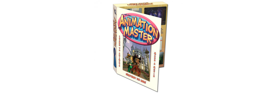 Animation:Master(Boxed)
