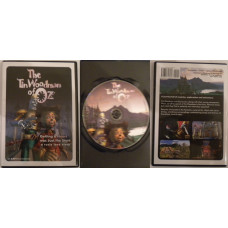 Tin Woodman Of OZ DVD